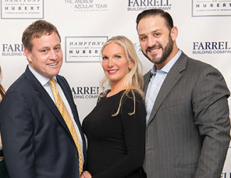 Black Mountain Capital hosts event celebrating Farrell Building Co.